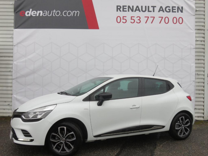 Renault Clio IV dCi 90 Energy Limited