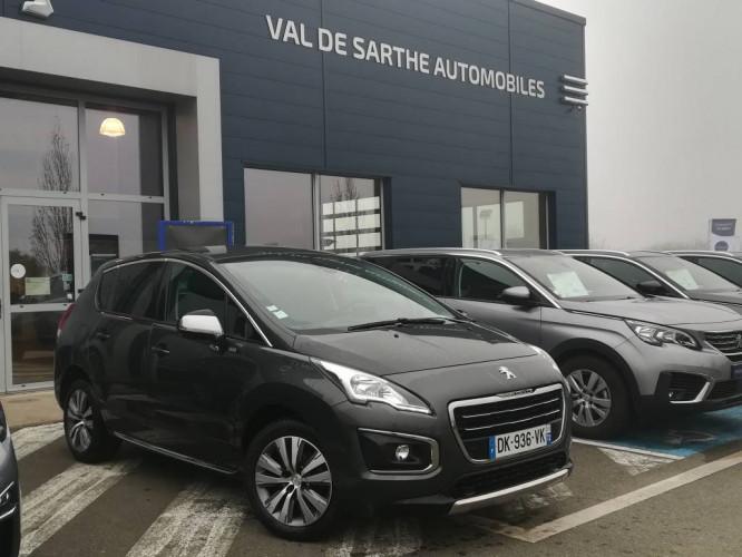 Peugeot 3008 1.6 HDi 115 Style