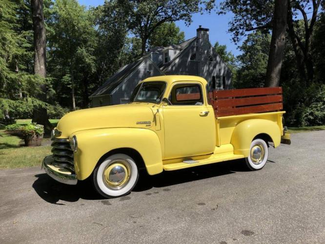 Chevrolet Pick-up 3100 1949