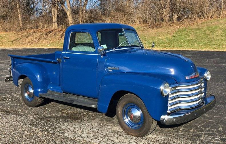 Chevrolet Pick-up 3100 1949