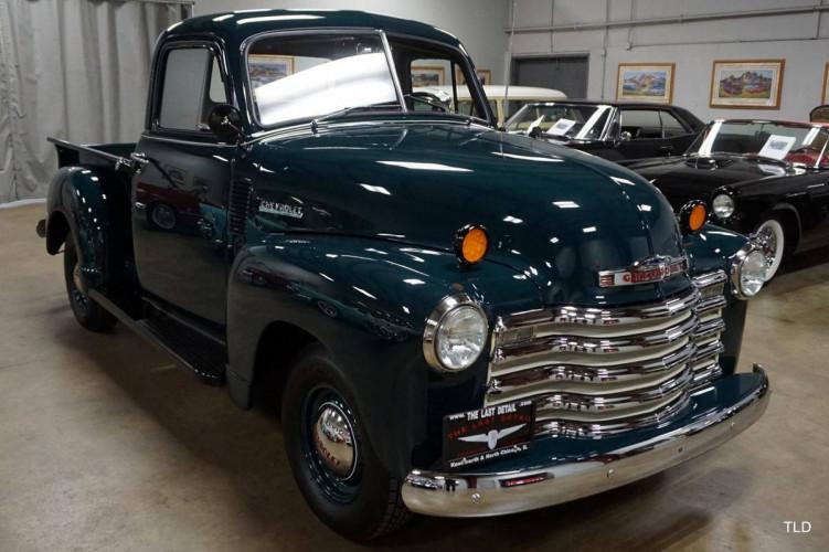 Chevrolet Pick-up 3100 1951