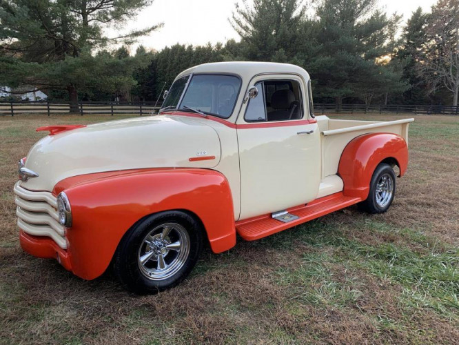 Chevrolet Pick-up 3100 1950