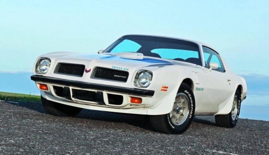 Pontiac Trans Am 1974