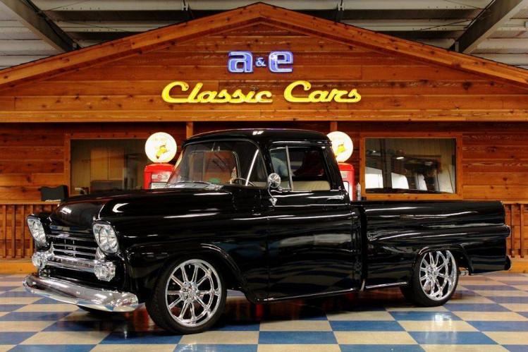 Chevrolet Pick-up 3100 1959