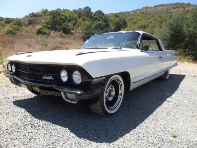 Cadillac Série 62 Series 1962