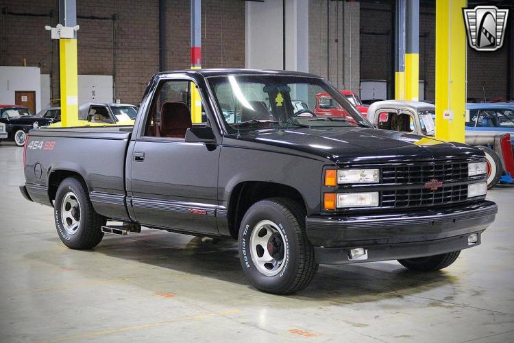 Chevrolet C1500 1990
