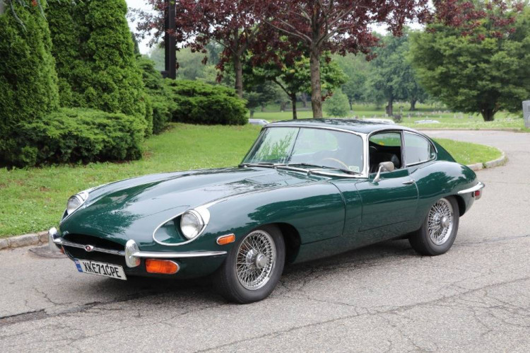 Jaguar E-Type 1971