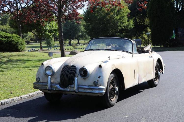 Jaguar XK 1960