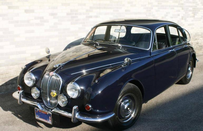 Jaguar MK II 1967