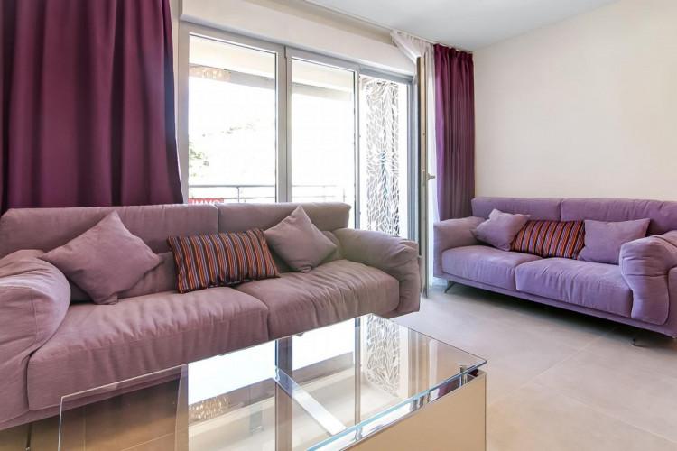 Appartement étage élevé Boulevard Carabacel Nice