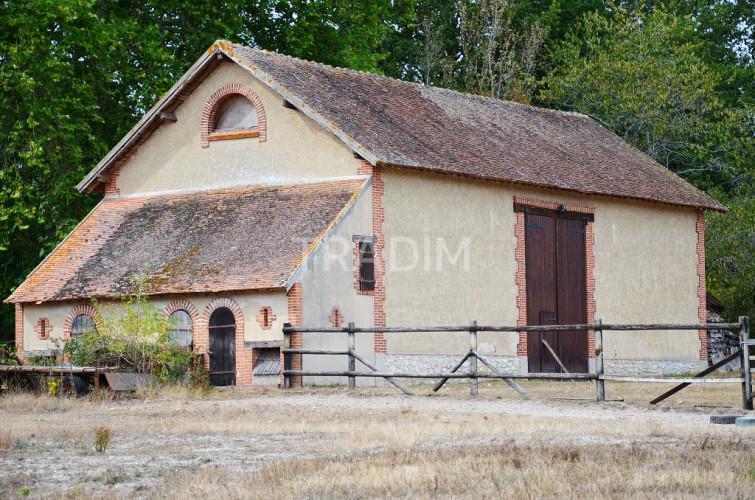 Territoire 40 hectares Maison 200m²