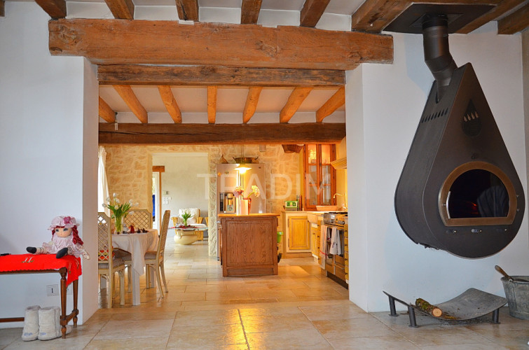 Maison secteur Montargis 220 m² 4 ch