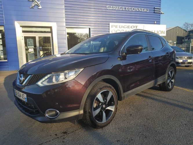 Nissan Qashqai (2) 1.5 DCI 110 Connect Edition