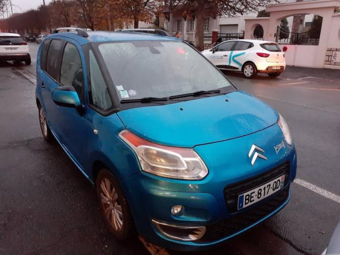 Citroën C3 Picasso VTI 120 Exclusive