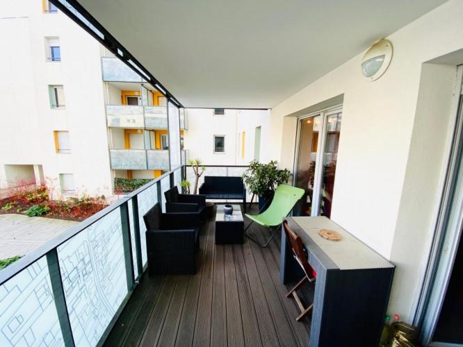 Appartement T3 de 80m2