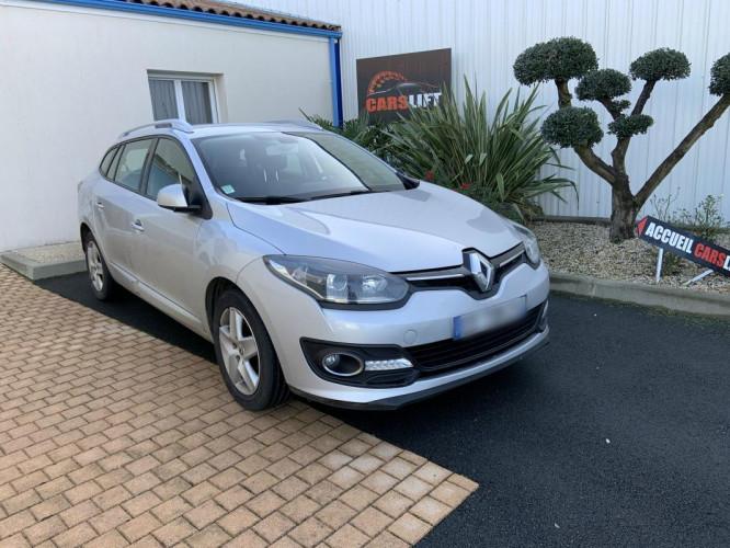 Renault Mégane Estate 1.5L DCI 110CV LIMITED GARANTIE 6 MOIS