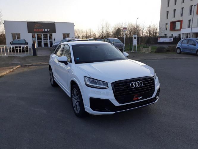 Audi Q2 S-LINE 2.0 TDI 150 CH - GARANTIE 2021