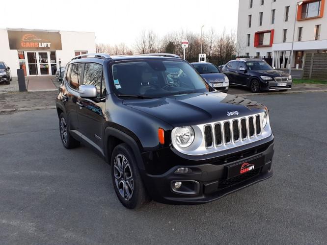 Jeep Renegade Limited 1.6 CRD 120 CH - GARANTIE 6 MOIS