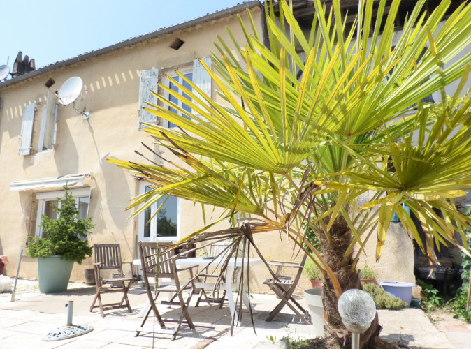 Maison en pierre proche Monflanquin - 7 pièces - 162 m²