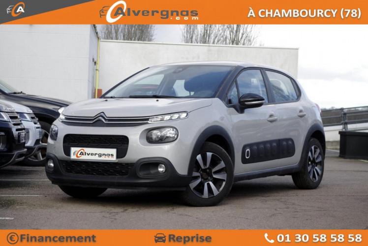 Citroën C3 III 1.2 PURETECH 110 S&S FEEL EAT6 GPS