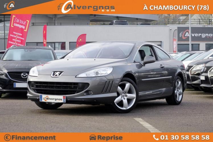Peugeot 407 COUPE 2.0 HDI 163 FAP FELINE