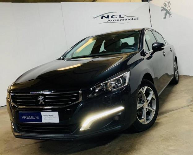 Peugeot 508 1.6 BlueHDi 120 S&S Allure