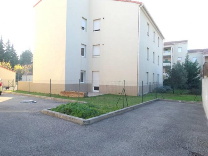 Avignon EM - Secteur Bonaventure - P2 avec jardin et garage