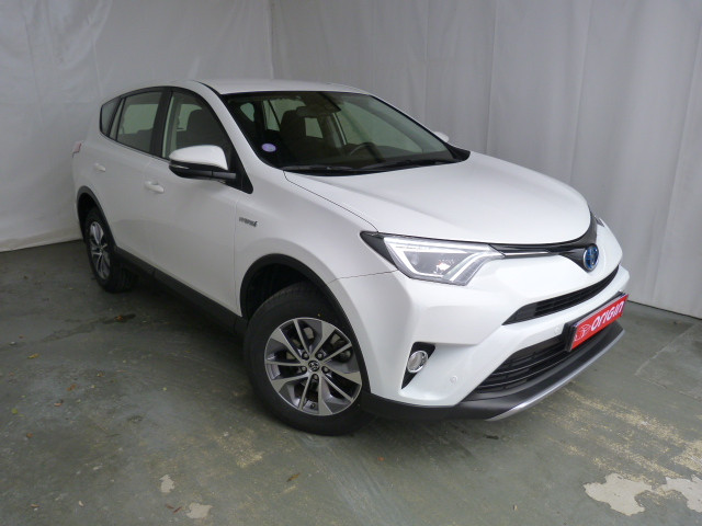 Toyota RAV4 HSD 197 Hybride Dynamic Business AWD CVT