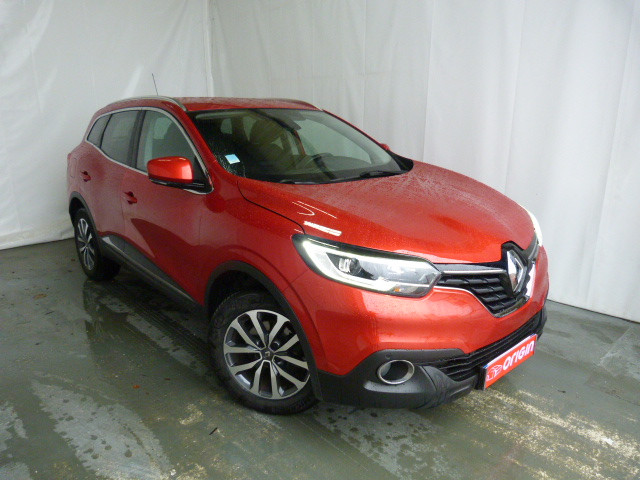 Renault Kadjar 1.5 dCi 110ch energy Business EDC Eco²