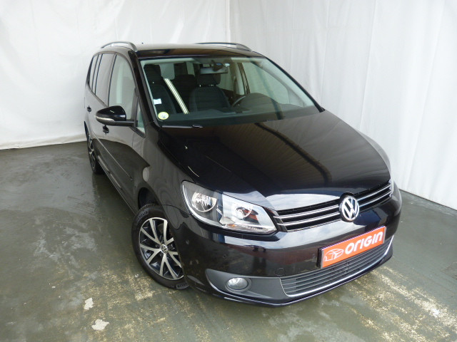 Volkswagen Touran 2.0 TDI 140ch BlueMotion Technology FAP Confortline Business DSG6