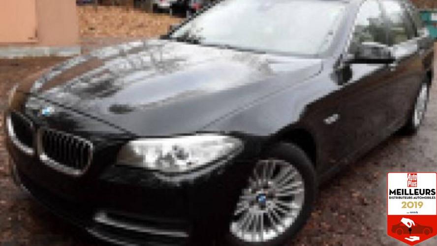 BMW Série 5 TOURING F11 LCI 518d 150 BVA