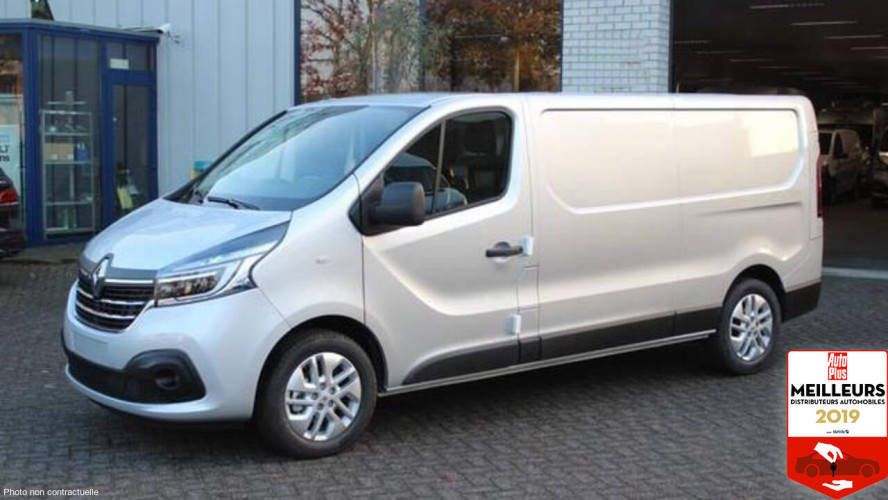 Renault Trafic FOURGON Grand Confort L1H1 2,9t DCI 120 + G