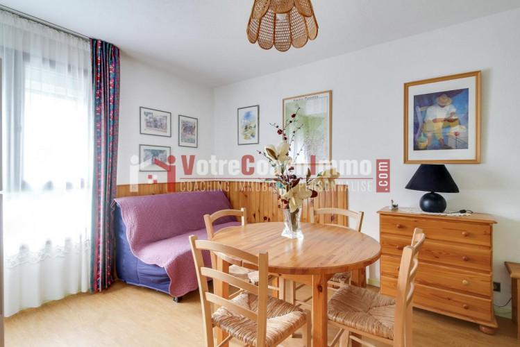 Appartement F2 Barèges situé au 3ème meublé  (65)